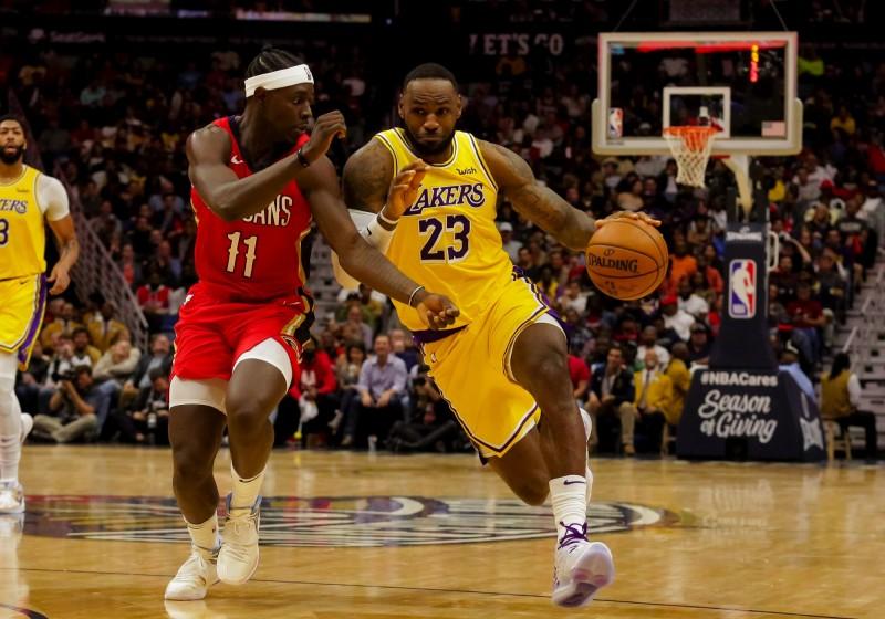 NBA》最年輕3萬3千分先生!詹姆斯正式改寫布萊恩紀錄 |GamblePlus