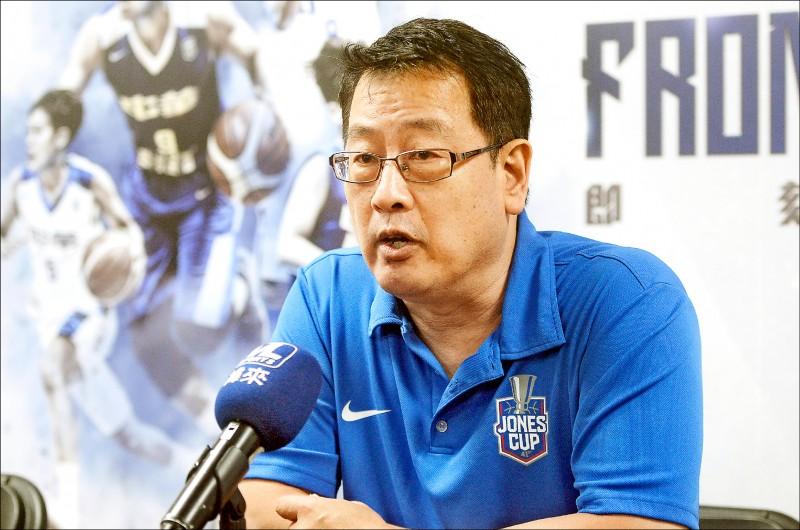 籃協秘書長李一中表示,希望讓SBL轉播的涵蓋率更廣,將台灣籃球市場做大。(資料照)