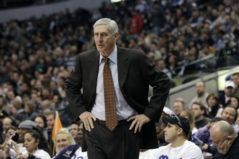 前NBA爵士隊傳奇教練「教皇」史隆(Jerry Sloan),於台灣時間22日過世,享壽78歲。(美聯社)