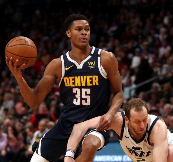 NBA》雙向合約轉正 多齊爾將繼續為金塊出戰