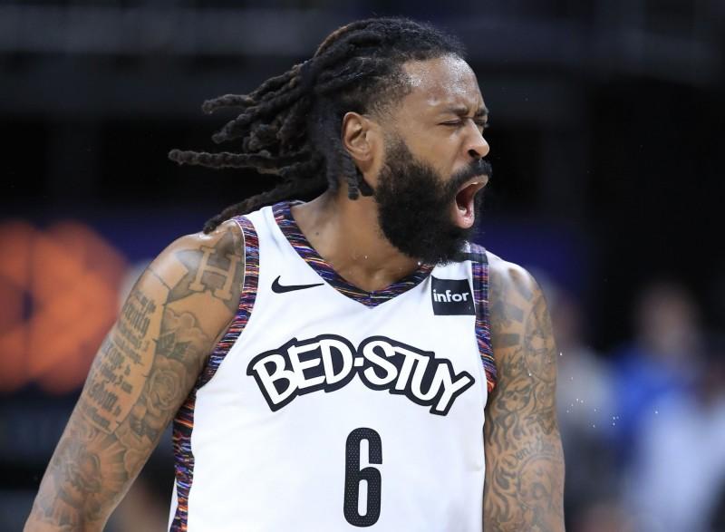 NBA》籃網確診多一人! 明星中鋒染疫確定不去奧蘭多