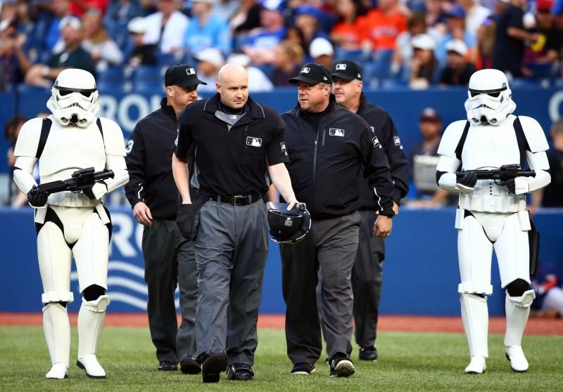 MLB》疫情下的執法工作 裁判可連續執法同一球隊主場
