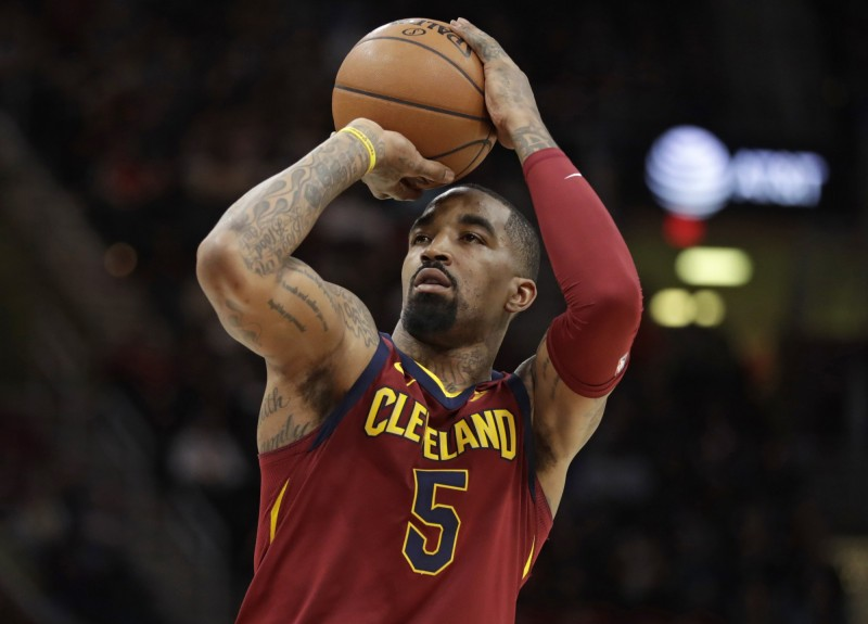 NBA》睽違一年多重返球場別高興太早 美媒:JR只是備胎