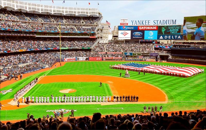 洋基老闆正向相關單位協調,要求放球迷進場看球。(資料照,美聯社)