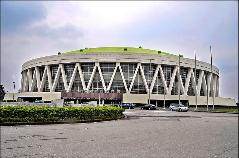 璞園未來將經營主場,目前鎖定國立體大體育館,已與校方接觸。(資料照)
