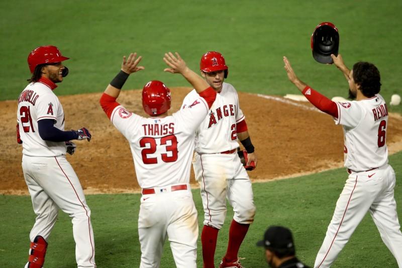 MLB》天使延長賽再見高飛犧牲打 終止近期3連敗 – 自由體育