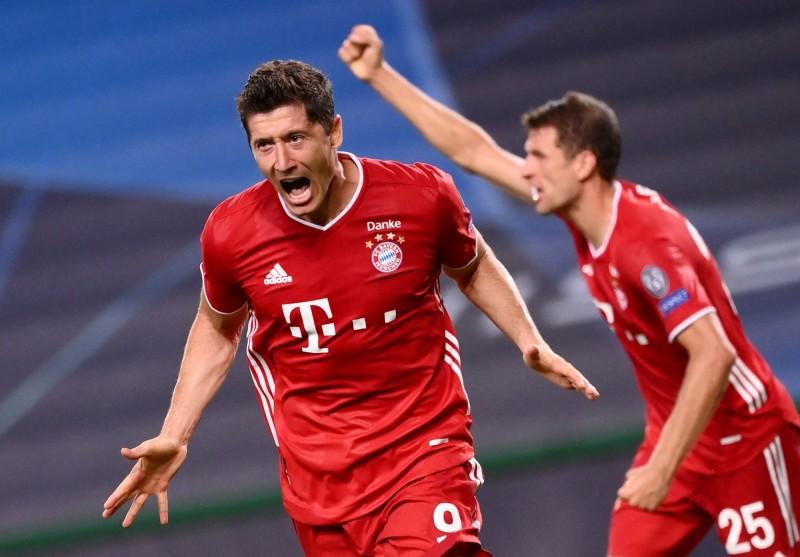 足球》拜仁3:0輕取里昂歐冠決賽再演「歐陸大戰」 - 自由體育