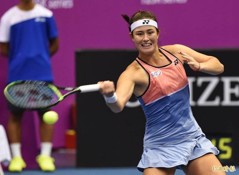 網球》葛藍喬安娜遠征埃及奏捷 週日再度挑戰職業單打首冠