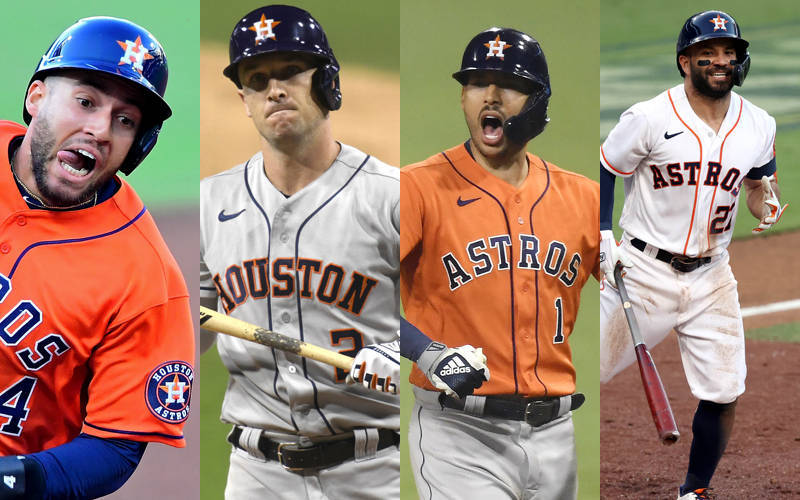 MLB》「冠軍四核心」恐解體 太空人下季該如何重振旗鼓?