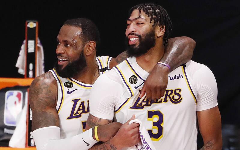 NBA》湖人有望湊齊四狀元 美媒曝前MVP轉隊機率高