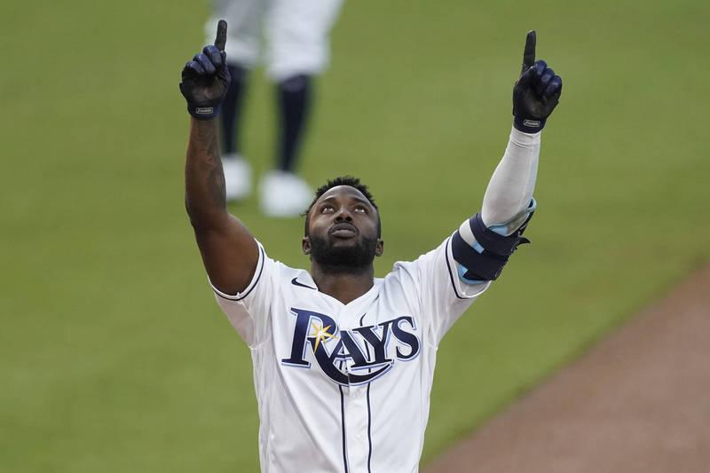 MLB》光芒古巴菜鳥季後賽太狂 首位新人野手奪美聯冠軍賽MVP