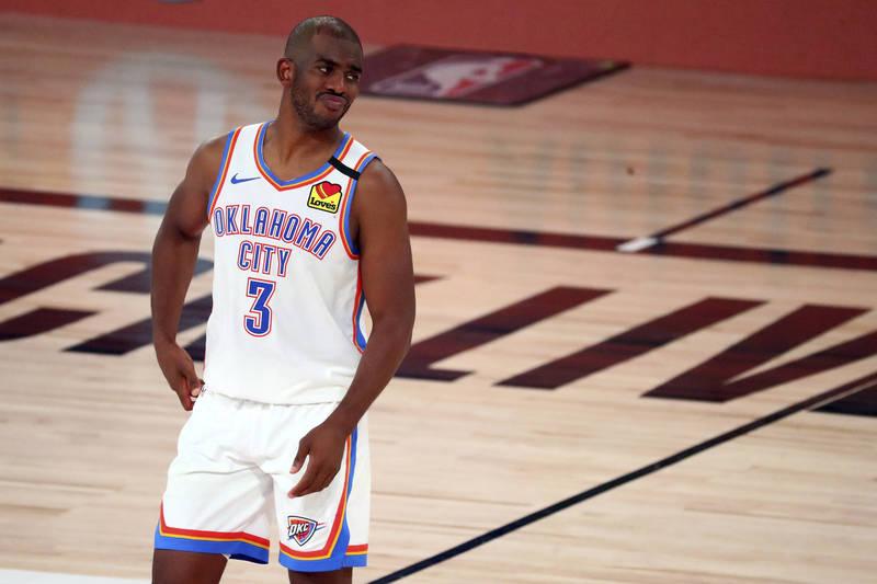 NBA》保羅好搶手 身價過高成交易絆腳石