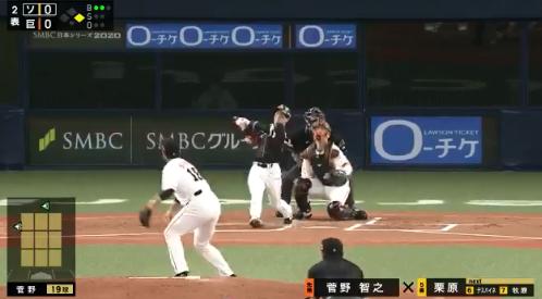 日本大賽》巨人王牌遭24歲小將擊潰 三連霸王者軟銀搶下首勝