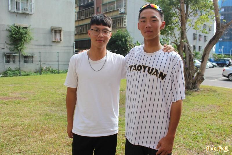 黑豹旗》有子繼承衣缽 前職棒左投兩公子走相同棒球路