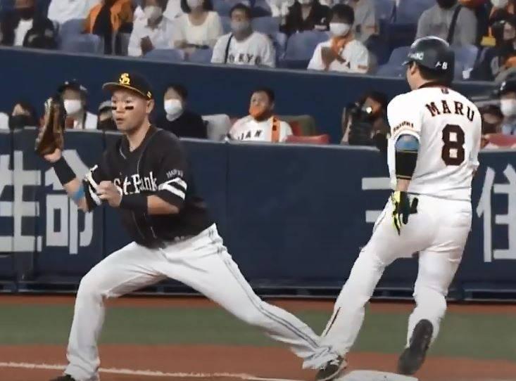 日本大賽》「鬼腳」爭議 巨人球星丸佳浩道歉了