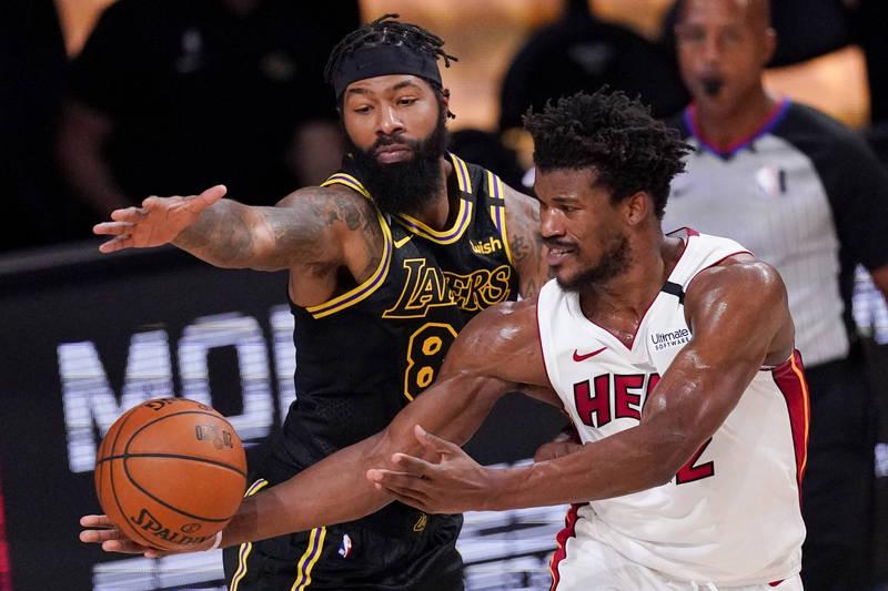 NBA》湖人簽回大莫里斯 讓傳奇球星魔術強森大讚