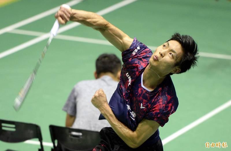 泰國賽》又演逆轉秀!台灣一哥周天成力退泰國好手晉級男單16強