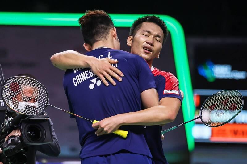 泰國賽》又是苦戰3局才贏!李洋歸功教練陳宏麟「喊聲」穩軍心