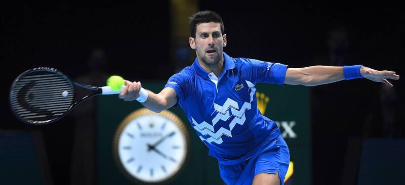 網球》「疫」外佳音!喬帥將超越費爸 史上球王在位最長