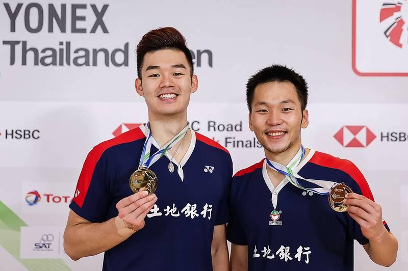 泰國賽》史上最佳!李洋/王齊麟3局退奧運銀牌 奪男雙冠軍