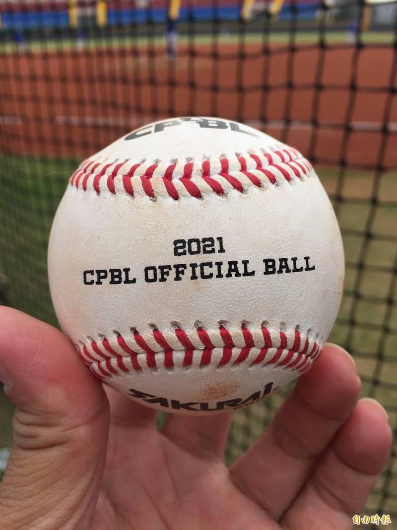 中職》比賽用球檢測結果出爐 恢復係數等都符合規定