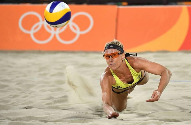 排球》比基尼禁令掀波! 德國女將抵制卡達沙排賽事