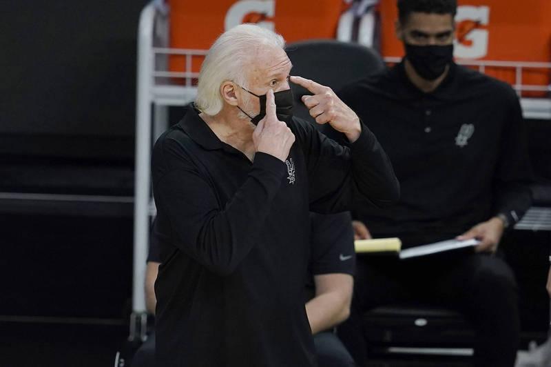 NBA》受疫情影響延賽 馬刺後天將碰頭雷霆
