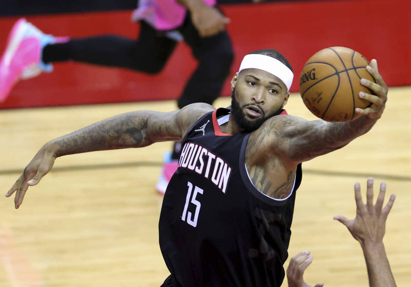 NBA》「表弟」卡森斯遭火箭釋出 下一站在哪?