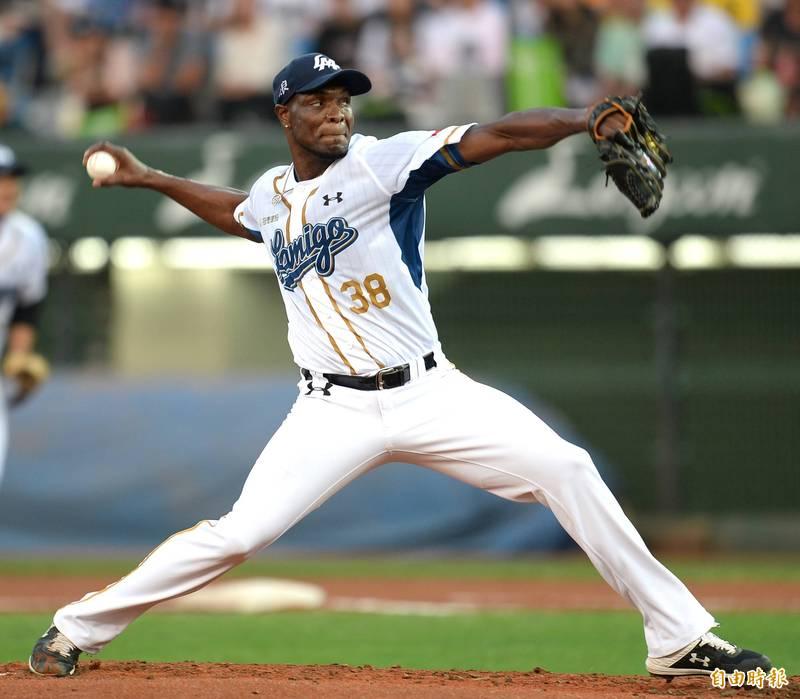 棒球》沉潛近一年 前桃猿洋投李茲投入墨西哥聯盟
