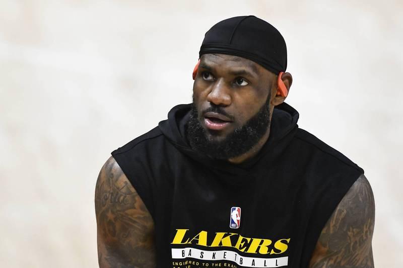 NBA》反嗆瑞典戰神 詹皇絕不袖手旁觀