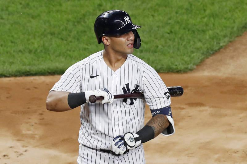 MLB》遭凱許曼批身材走樣 洋基托瑞斯有話要說