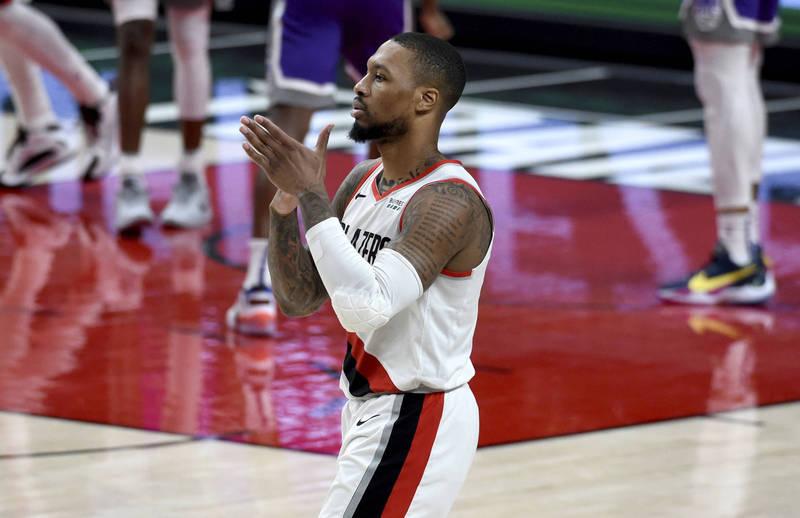 NBA》里拉德44分0失誤太狂! 締壯舉與傳奇名將並列史上第3