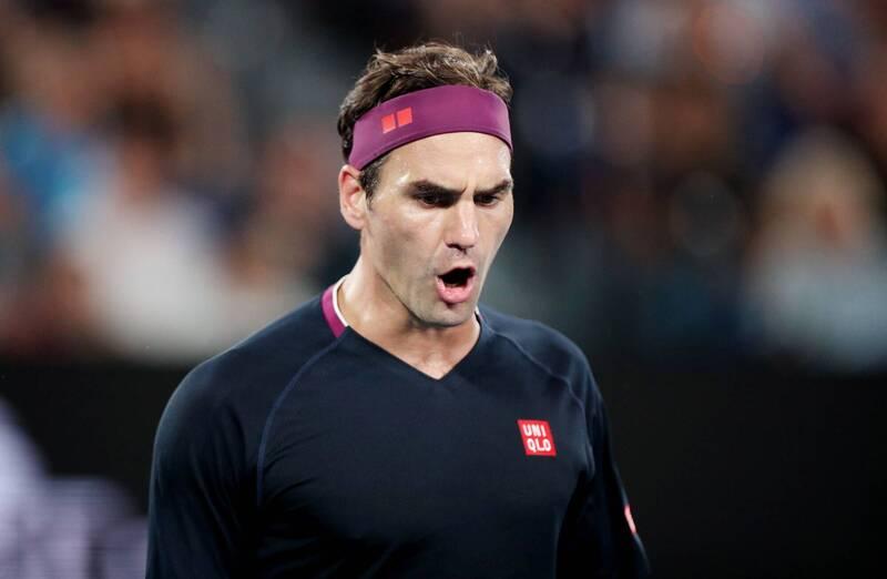 網球》費爸回來了!杜哈賽前首度露臉談膝傷和展望