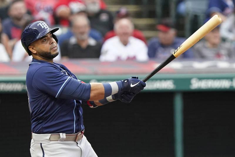 [新聞] MLB》年過不惑克魯茲 轉隊光芒首戰就開轟