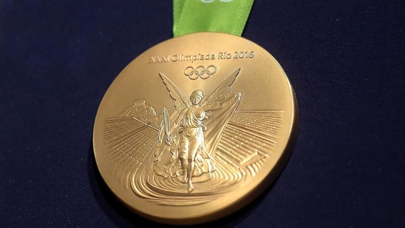 奧運》金牌是純金打造? 前一次用純金是104年前