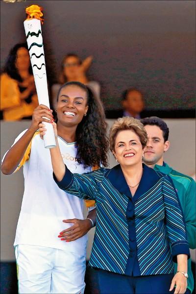 里約奧運「5」碼 一次看光光