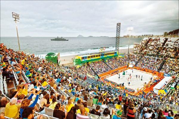 《里約大冒險-假日版》冬之里約 依舊陽光.沙灘.比基尼