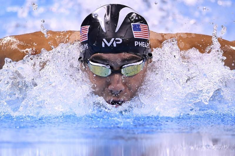 奧運》最終戰完美收尾締傳奇 飛魚23金到手