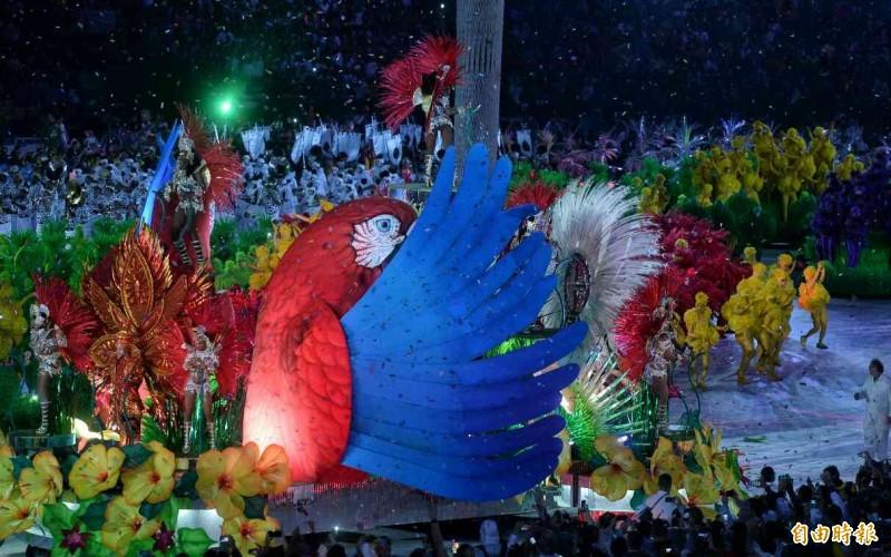 奧運》閉幕式變身嘉年華 日本展現軟實力接棒奧運
