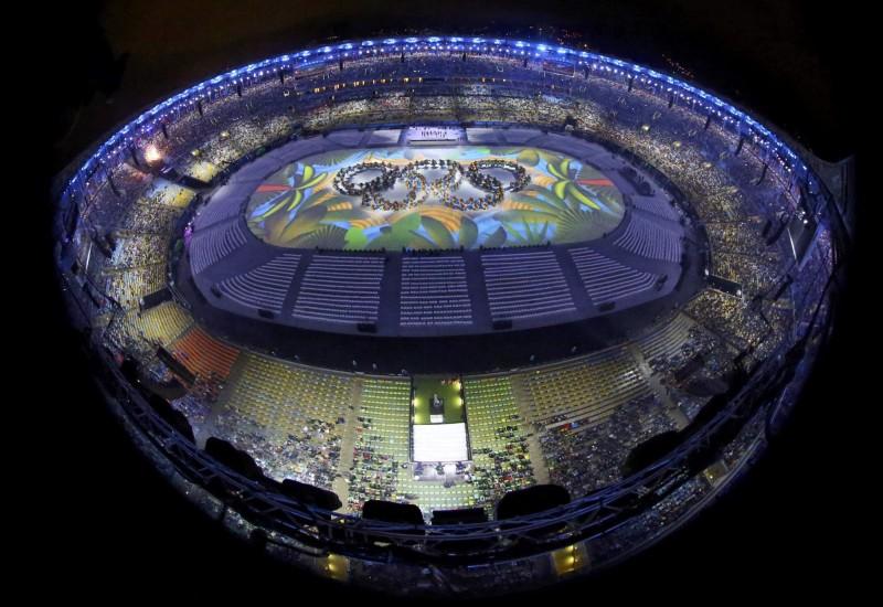 直擊閉幕式》東京接棒會旗 里約奧運完美落幕