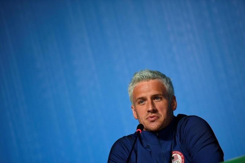 游泳》他在里約奧運說謊大鬧 恐遭禁賽10個月