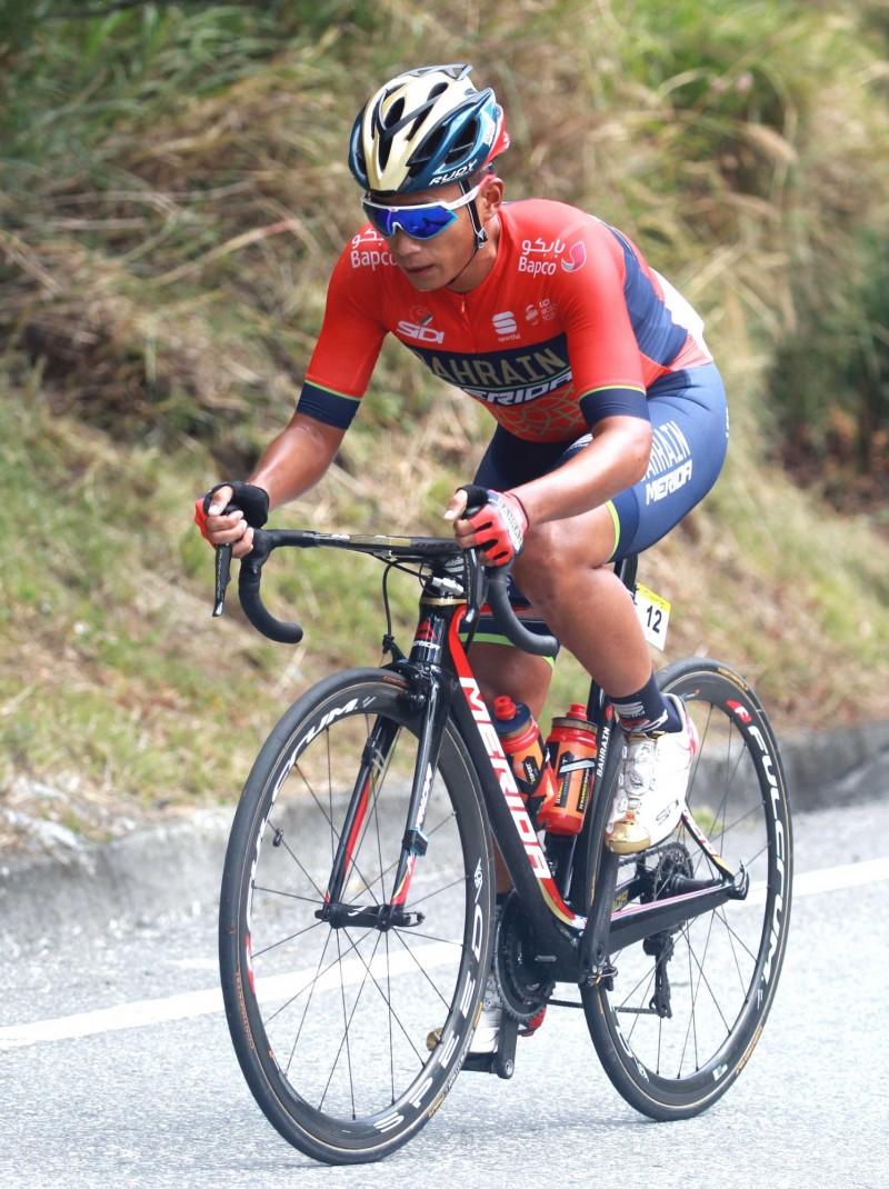 自行車》登山王挑戰賽 馮俊凱衝出最佳成績