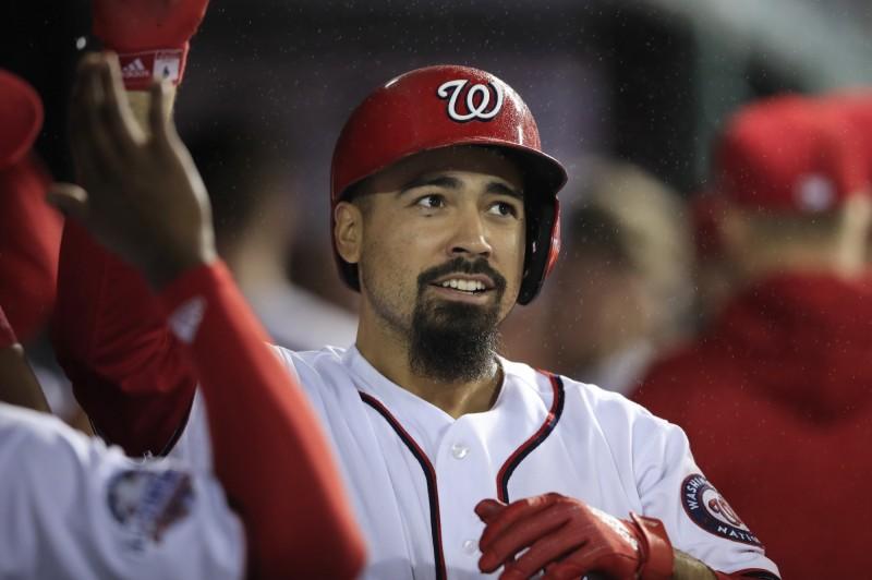 MLB》還沒簽回哈波 國民先與強打三壘手談延長合約