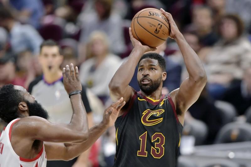 NBA》騎士中鋒T.湯普森腳扭傷 估缺陣2至4週