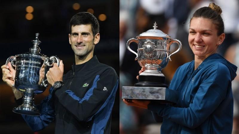 網壇王、后喬帥、哈勒普再添殊榮 各獲ITF年度男、女世界冠軍