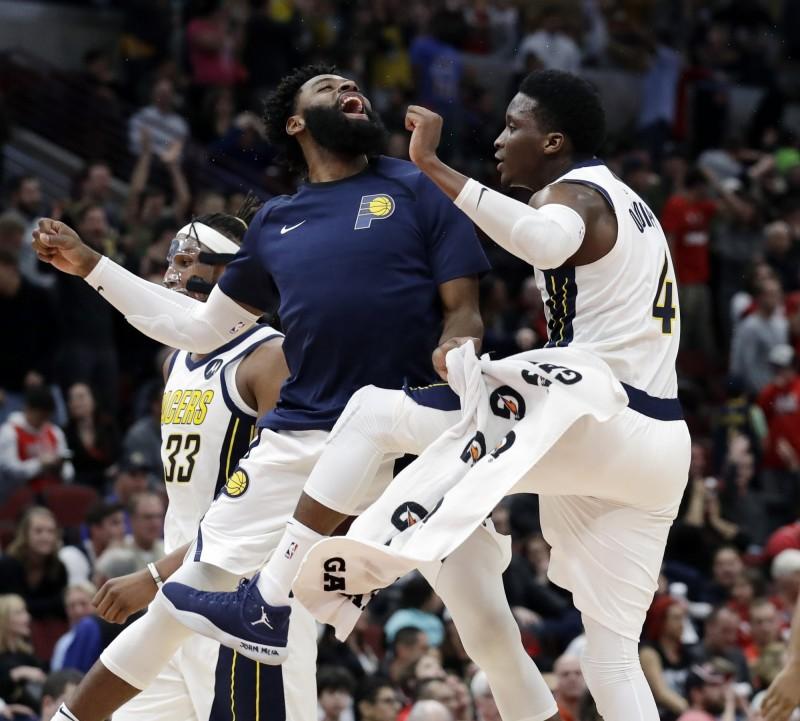 NBA》歐拉迪波0.3秒準三分絕殺 溜馬氣走公牛奪6連勝(影音)