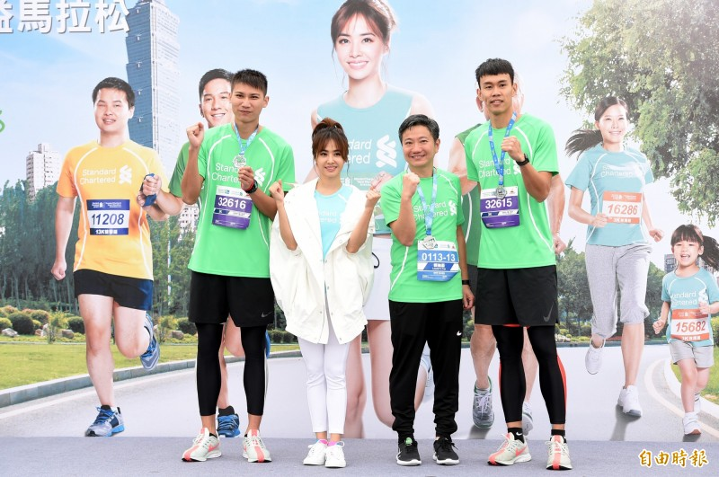 路跑》與蔡依林近距離接觸 「跳高王子」向俊賢:本人很甜美