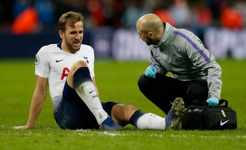 足球》熱刺哭哭!凱恩腳踝受傷 預計3月初歸隊