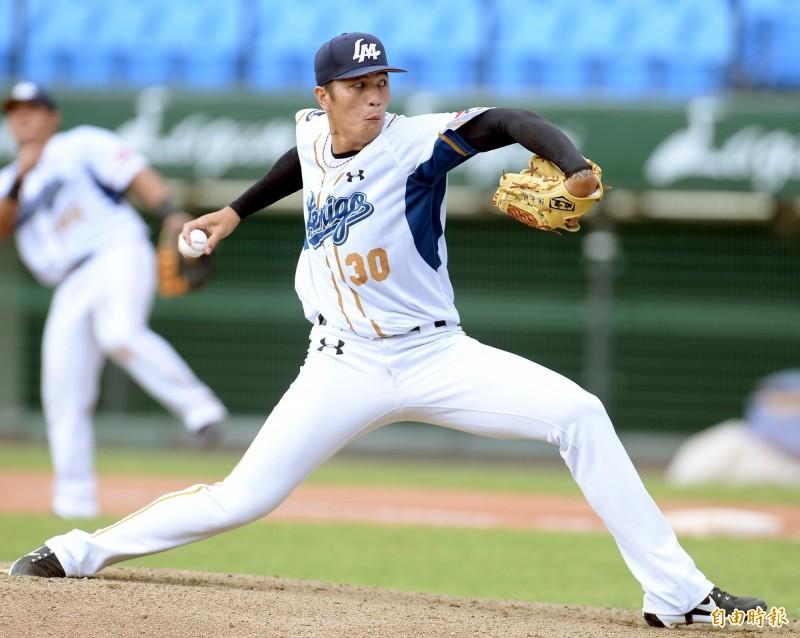 棒球》台壽保成棒隊補進陳敏賜 最快甲組聯賽能上場