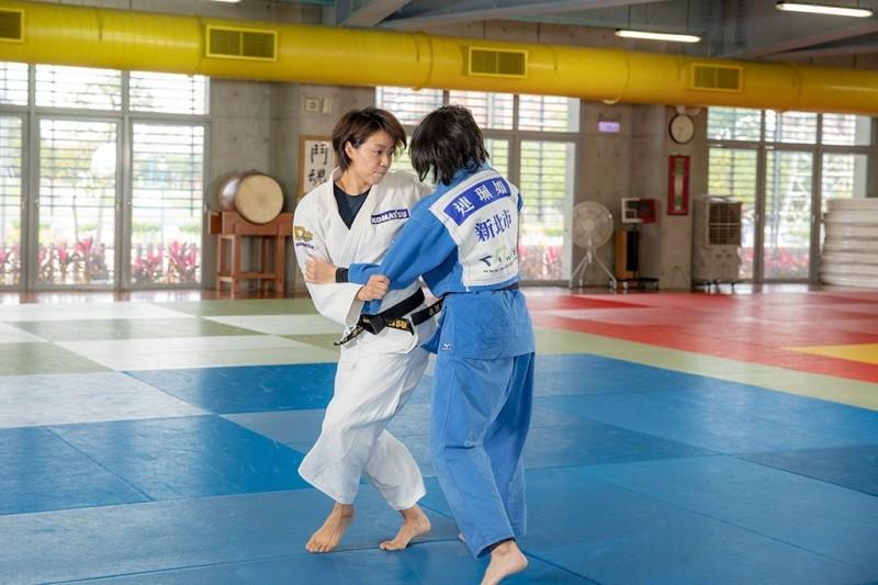 柔道》補強弱點備戰東京奧運 「柔道女王」連珍羚感恩惜福